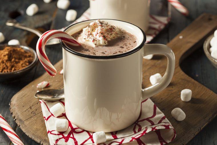 Wie wäre es an Weihnachten mit einer Hot Chocolate mit Schuss, so wie es die Briten lieben?