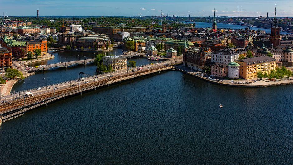 Stockholm ist für viele Touristen ein beliebtes Reiseziel. Die chinesische Regierung warnte zuletzt aber vor Reisen dorthin.