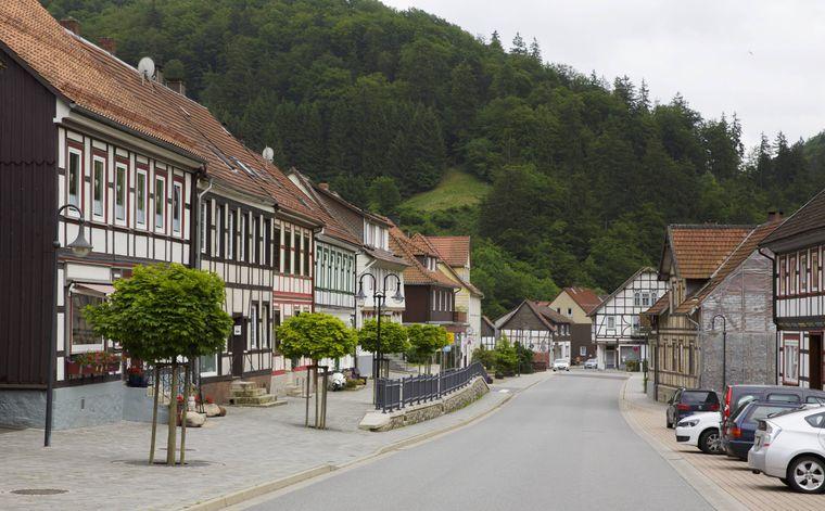 Zorge ist ein Luftkurort im Harz.