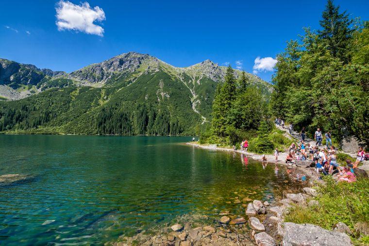 Tatra-Gebirge