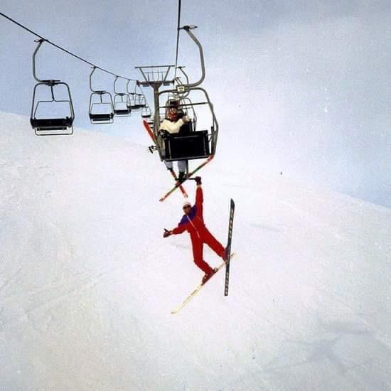 Skilehrer ist nur einer von vielen Jobs, denen Grabow auf seinen Reisen nachgeht.