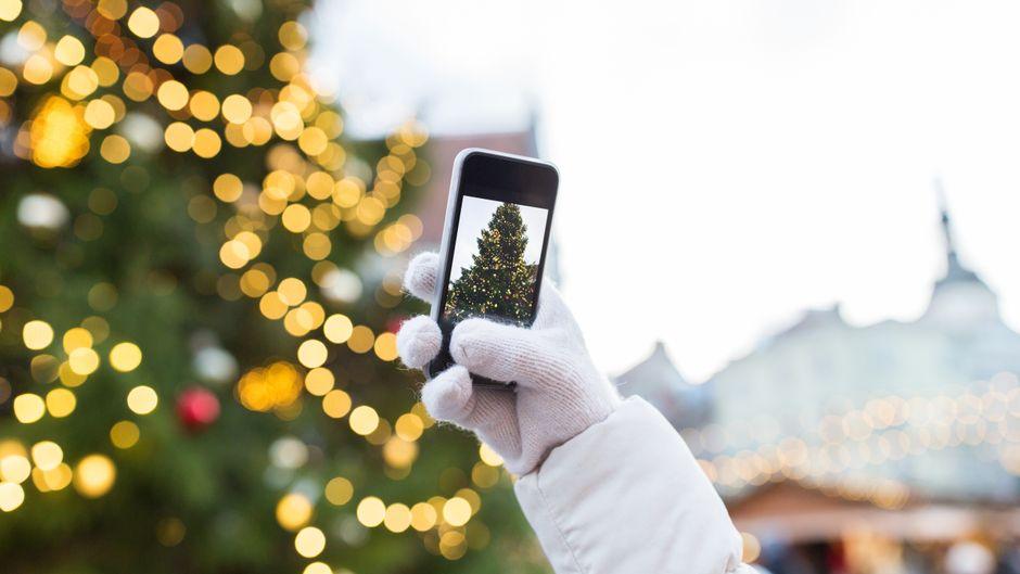 Adventsstimmung für zu Hause: digitale Weihnachtsausflüge.