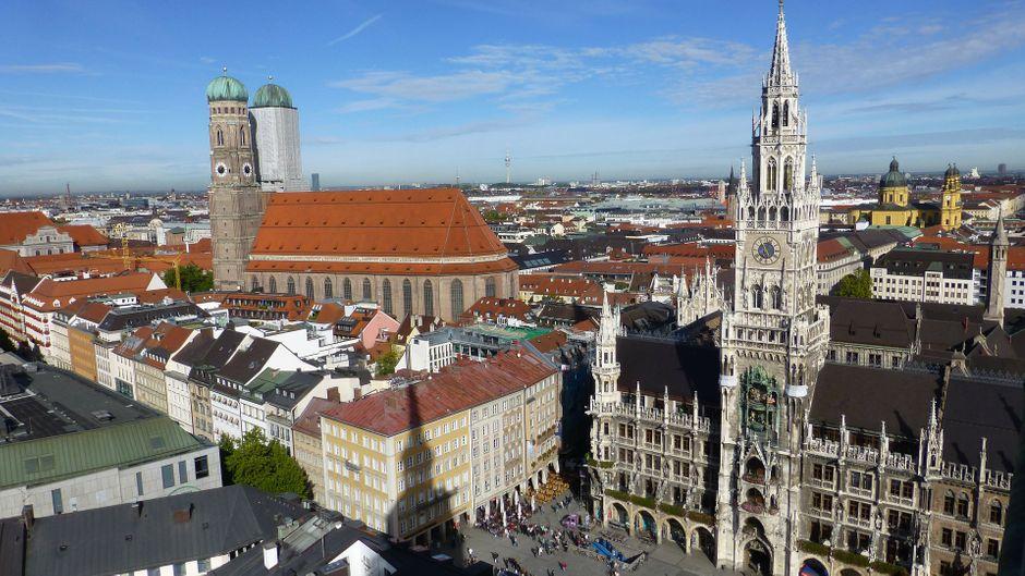 Auch München will sich stärker gegen Airbnb wehren.