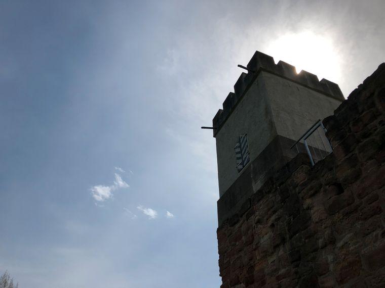 Das 1610 erbaute Renaissance-Gebäude beherbergt heute die Gemeindeverwaltung.