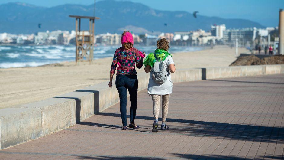Mallorca-Urlaub ab Mitte Juni möglich. (Symbolbild)