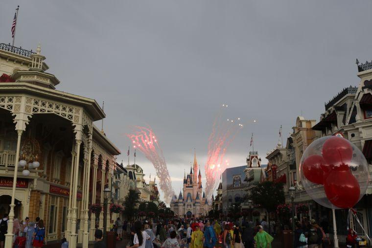 Der Besuch in Disney World ist ein Muss im Florida-Urlaub mit Kindern.