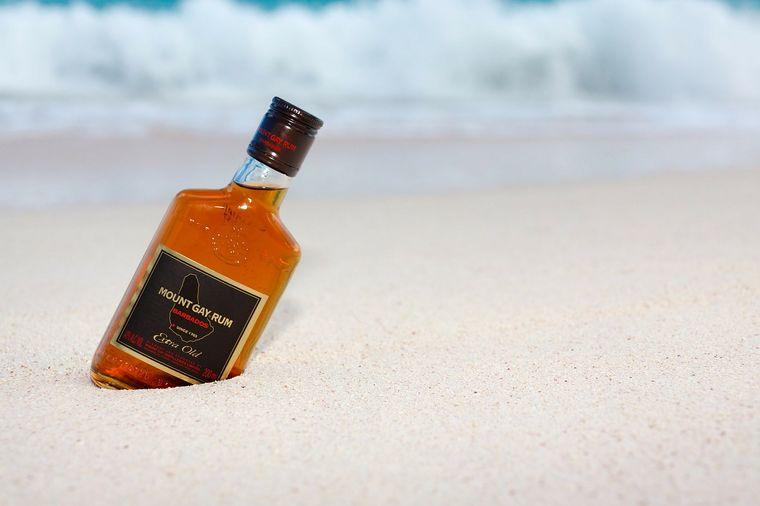 Rum mit langer Tradition: Die Mount Gay Distillery auf Barbados gilt als älteste weltweit noch existierende.