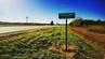 Ortsschild von Monowi, der einzigen Stadt in den USA mit nur einem Einwohner.