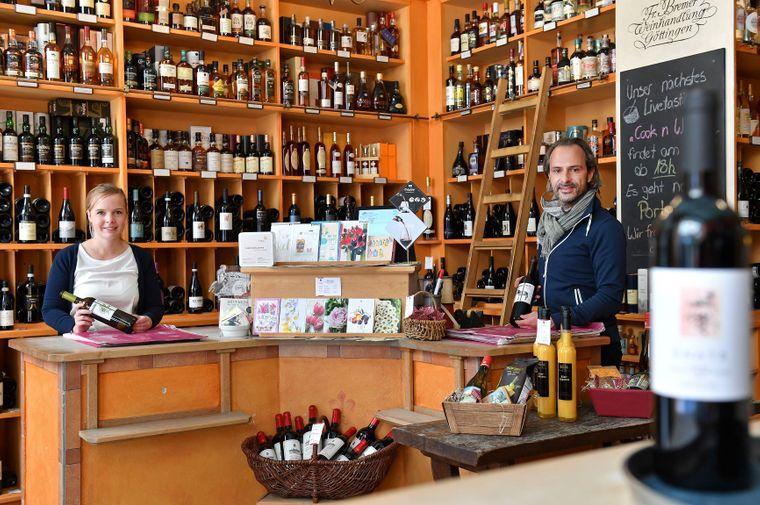 Weinhandlung Bremer in Göttingen