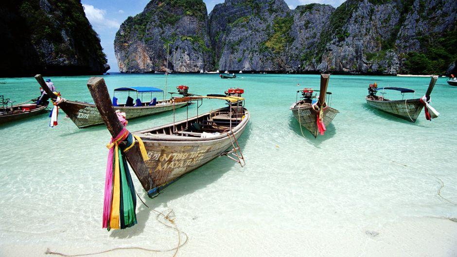 """""""The Beach"""" war unter Thailand-Urlaubern extrem beliebt und bleibt nun jahrelang geschlossen."""