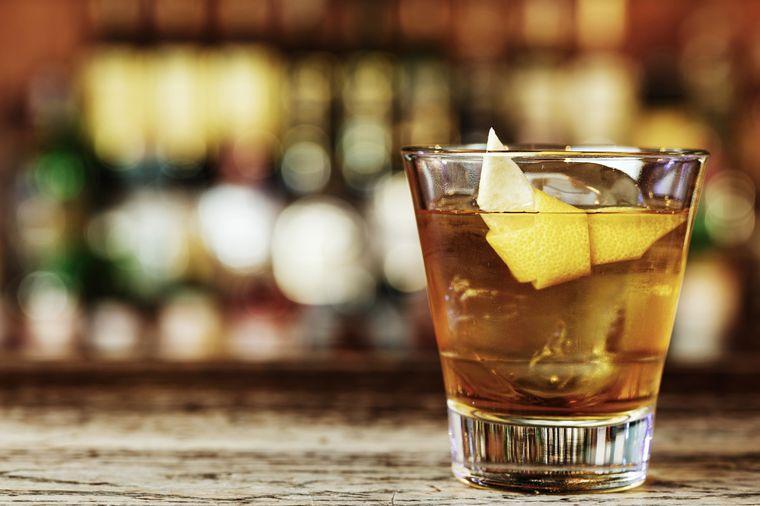 Der Sazerac aus den USA ist ein klassischer Drink für Genießer.