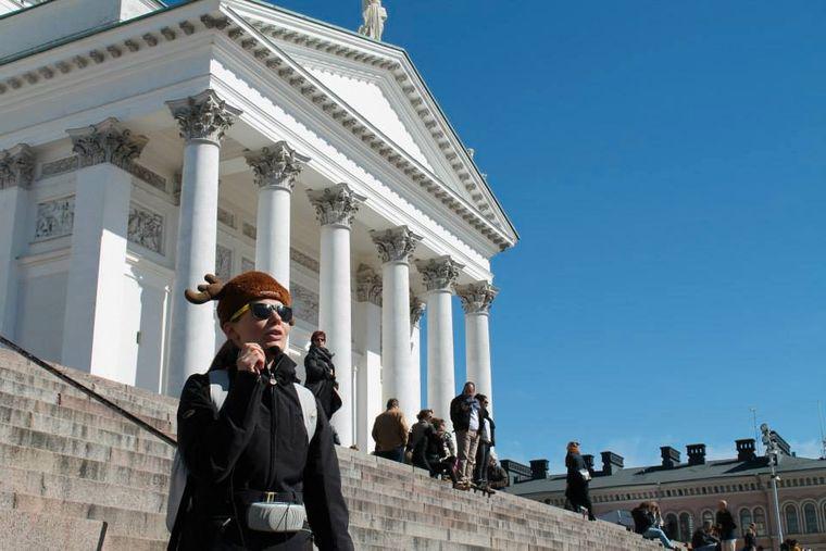 Stadtführung in Helsinki