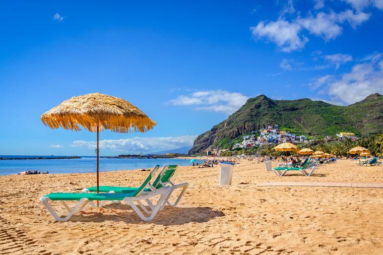 Strand von Las Teresitas