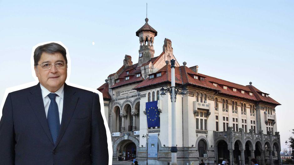 Emilian Horatiu Hurezeanu ist seit 2015 rumänischer Botschafter in Deutschland.