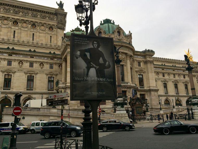 Opernhaus von Paris.