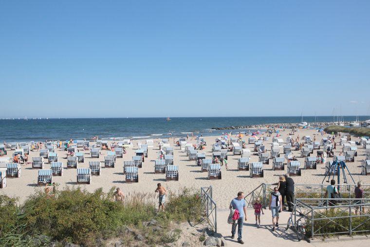 Entspannung pur: Sommerurlaub in Kühlungsborn.