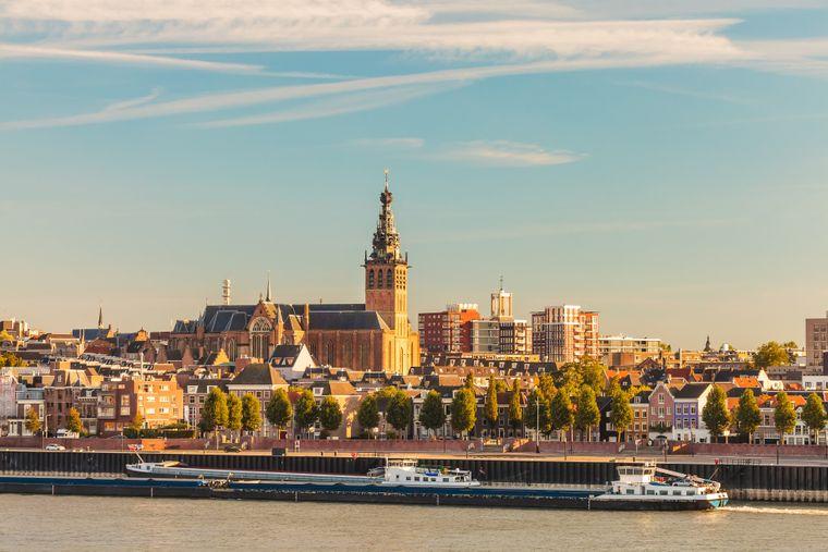 Das wunderschöne Nijmegen.