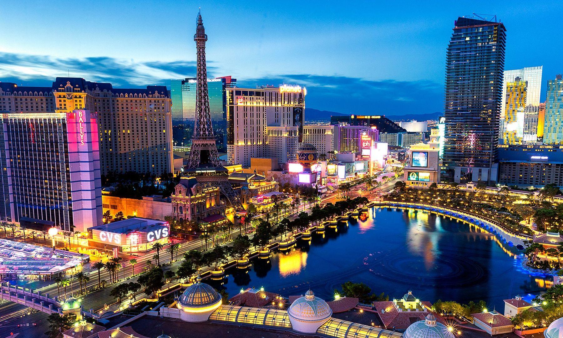 Kurztrip Las Vegas
