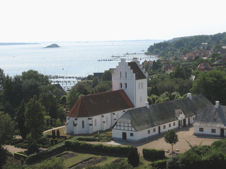 Die Innenstadt der Hafenstadt Sandborg (Svendborg) im Süden von Fünen wird jedes Jahr am letzten Juniwochenende zur Genussmeile – beim Foodfestival Kulinarisk Sydfyn.