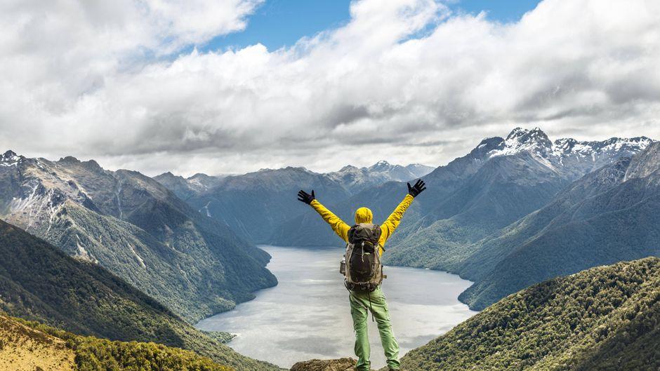 Die Natur Neuseelands ist atemberaubend. Damit das auch so bleibt, soll eine Touristensteuer den Umweltschutz mitfinanzieren.