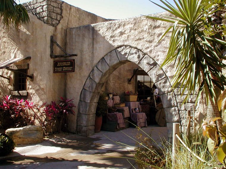 Wer durch das Damaskustor tritt, findet sich auf dem Marktplatz von Jerusalem zu Jesu Zeiten wieder.