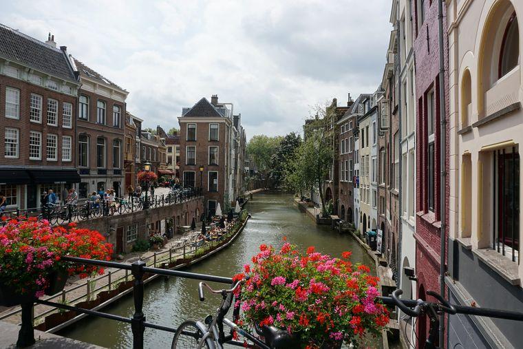 Utrecht, Niederlande.