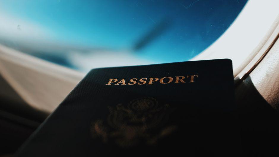 Auf Nummer sicher gehst du, wenn dein Reisepass in einem einwandfreien Zustand ist. (Symbolfoto)