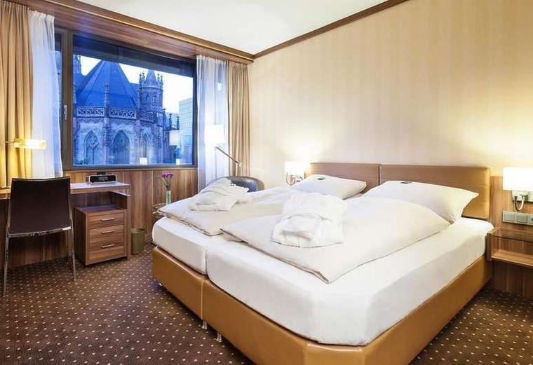 Zimmer des Hotel Living