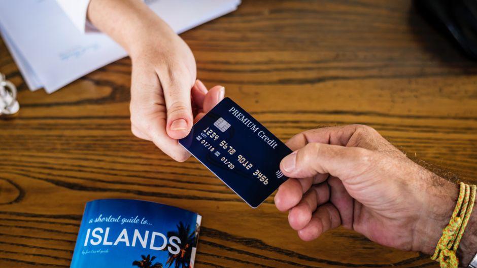 Kreditkarte Nur Für Urlaub