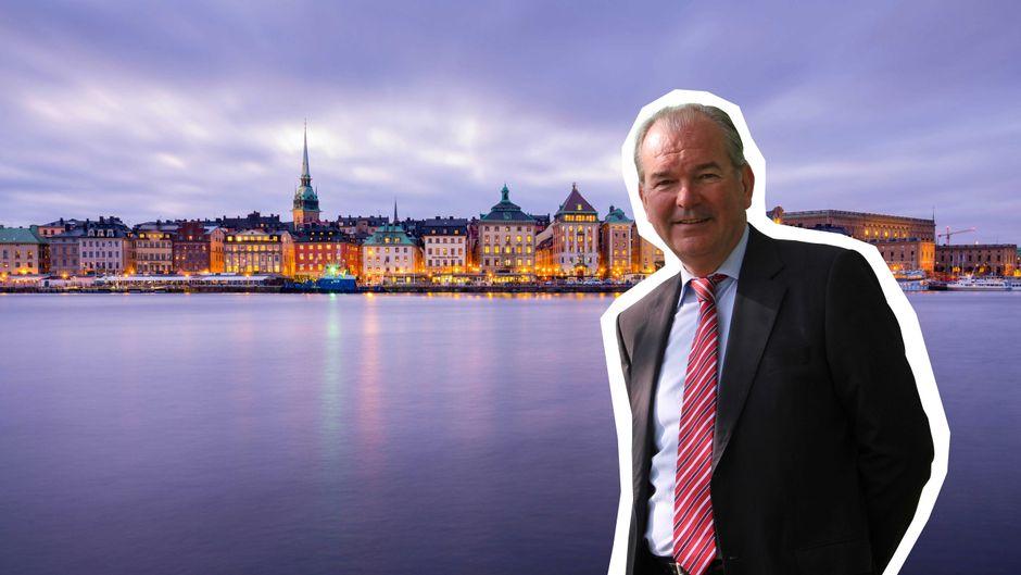 Per Thöresson ist seit 2017 der schwedische Botschafter in Deutschland.