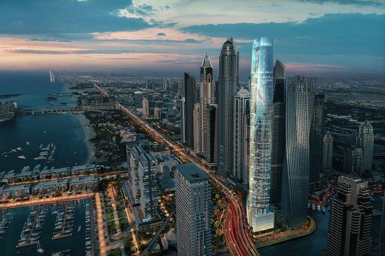 Das Hotel hat bereits vor der Fertigstellung bei den International Property Awards unter anderem den Preis für die beste internationale Hotel-Architektur erhalten.