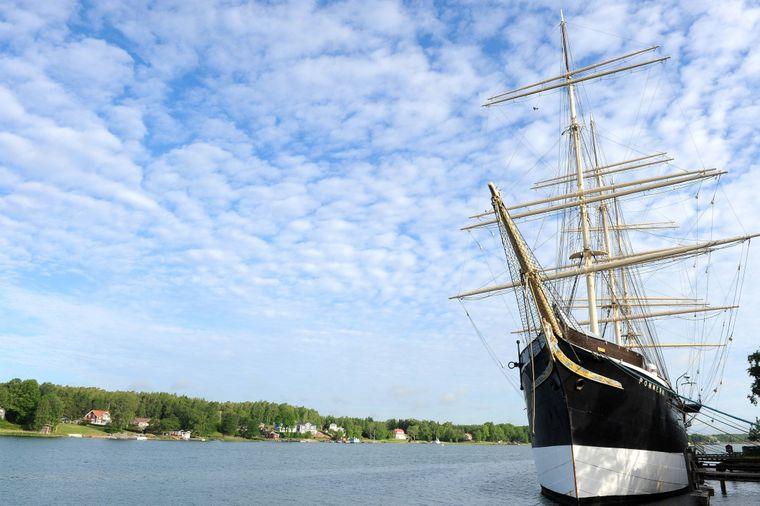 Åland besteht aus mehr als 6700 Inseln.