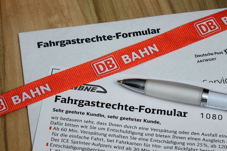 Fahrgastrechte-Formular