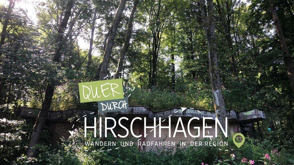 Quer durch Hirschhagen