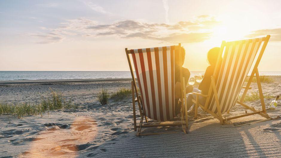 Bald könntest auch wieder am Strand liegen