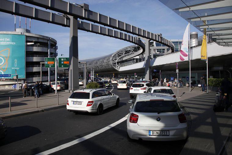 International Airport Düsseldorf, Flughafen Düsseldorf