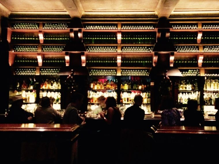 Elegant: Die Bar vom NoMad Hotel.