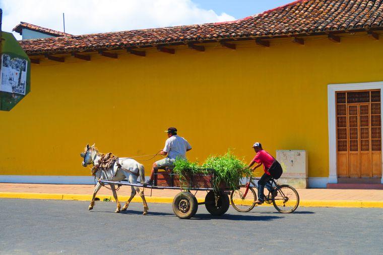Alltag in Granada
