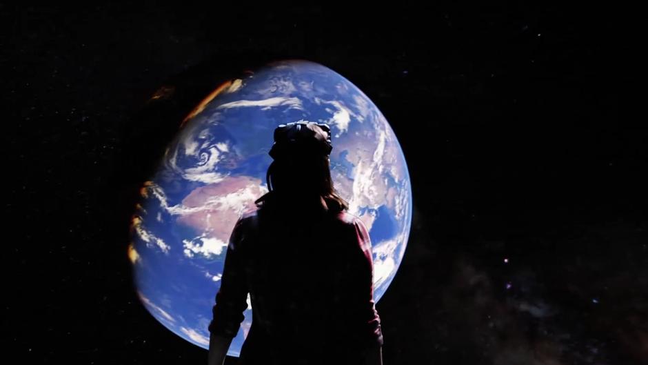 Welt entdecken mit VR: Kein Problem mit Google Earth.