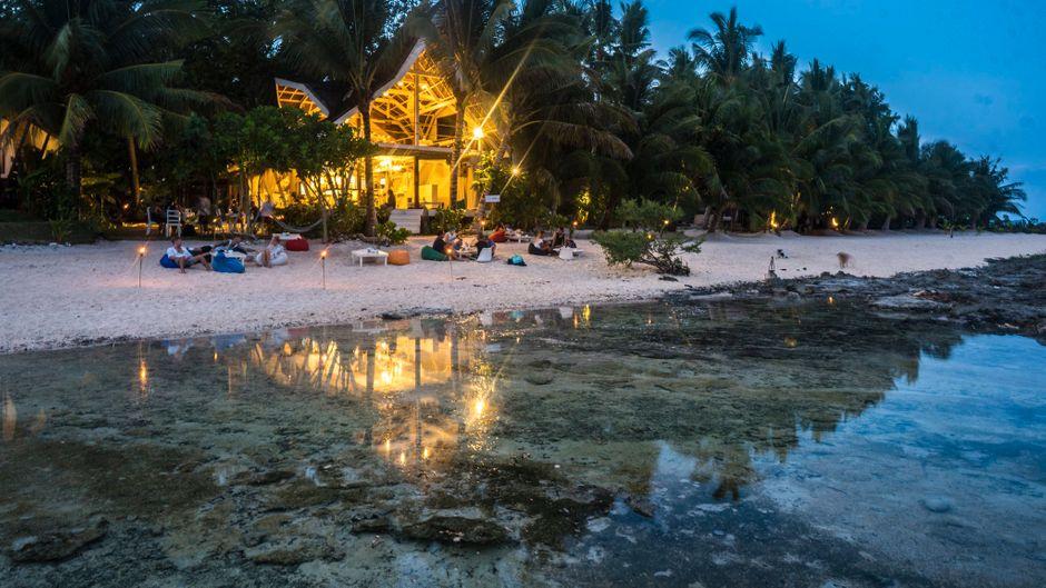 Der White Banana Beach Club Ciargao will keine kostenlosen Zimmer an Influencer vergeben.