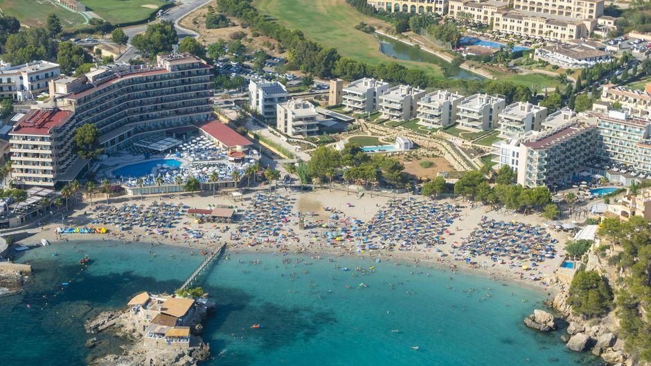 Urlauber auf Mallorca müssen seit dem 1. Mai doppelt so viel Touristensteuer zahlen wie bisher. (Symbolfoto)