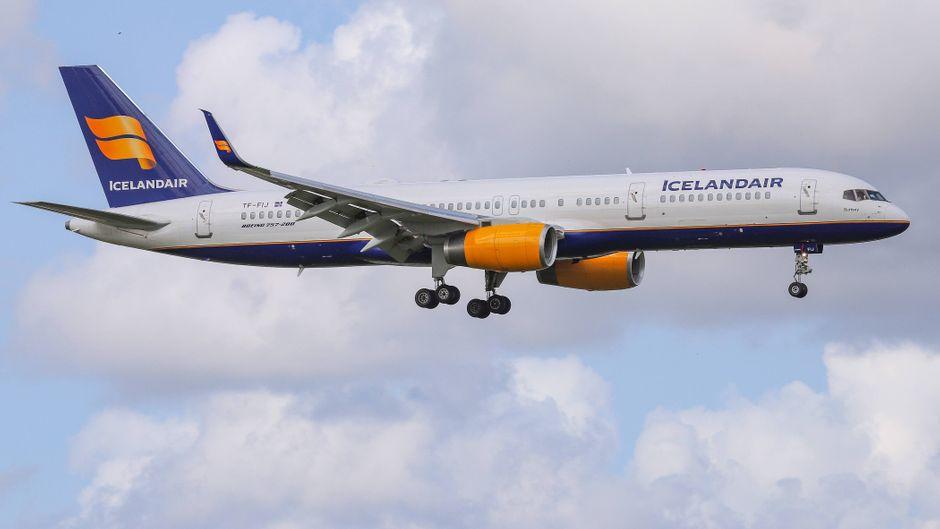 An Bord eines Fliegers von Icelandair saß ein Mann, der an Masern erkrankt ist. Passagiere im Flieger könnten sich angesteckt haben.
