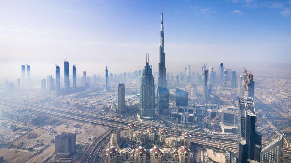 In der Mega-Metropole Dubai gibt es immer etwas Neues zu entdecken.