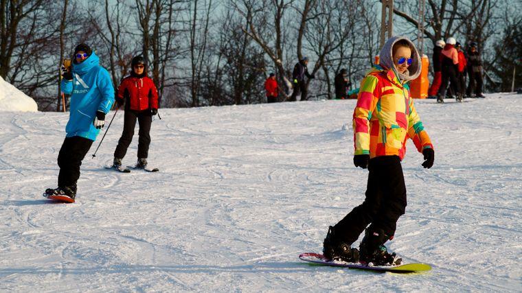 Wintersportarten machen nur dann richtig viel Spaß, wenn ausreichend Schnee liegt.