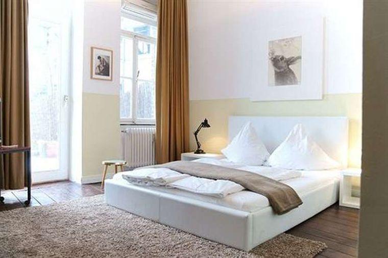 Deluxe Doppelzimmer im Hotel Marsil.