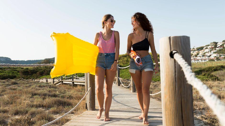 Strandurlaub im Juni auf den Balearen soll trotz Corona tatsächlich möglich werden.