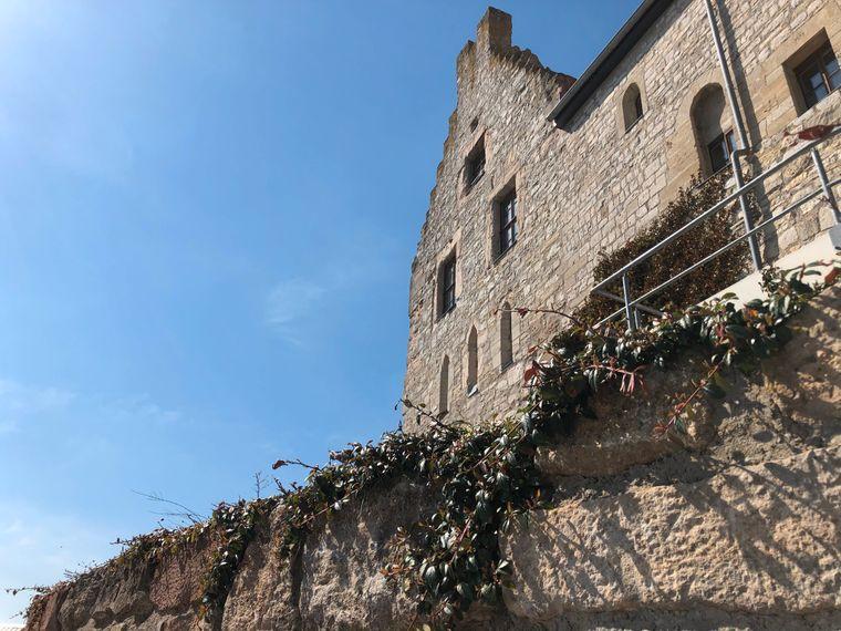Burg Normannstein liegt nur 20 min Autofahrt von Eschwege entfernt.
