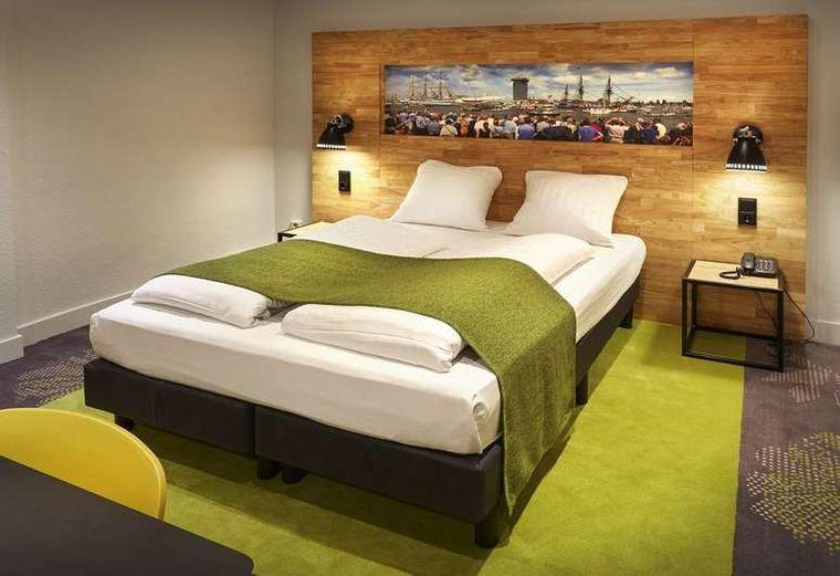 Zimmeransicht Nova Hotel