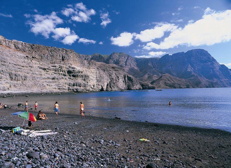 Agaete ist eine Gemeinde im Nordwesten der Kanareninsel Gran Canaria.