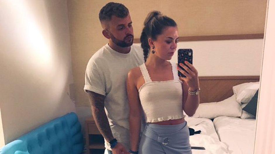 Kelsey und Elliot im Urlaub.